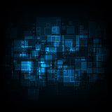 Vector abstract background technology digital design.