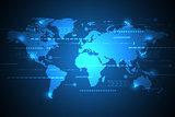Vector technology available worldwide.