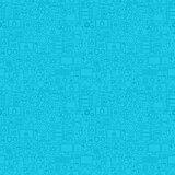 Blue Line Cyber Crime Pattern