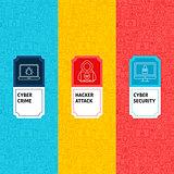 Line Hacker Package Labels