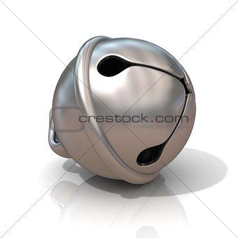 Sleigh bell, 3D