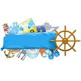 Vector Cruise Banner