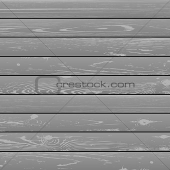 Gray wood board background