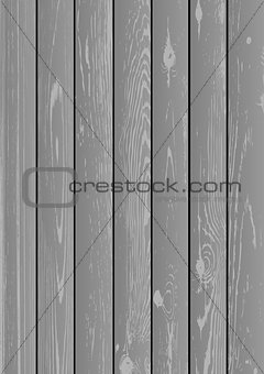 Gray wood vertical background