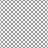 Geometric seamless grating background, vector illustration.