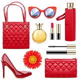 Vector Fashion Accessories
