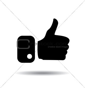 Modern Thumbs Up Icons