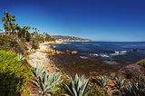 Laguna beach panoranic view