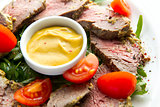Roast Beef Appetizer