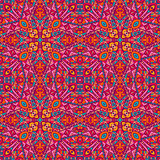 Abstract vintage ethnic seamless pattern ornament