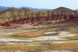 Painted Hills View from Overlook