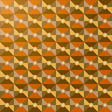The vector pattern.Mosaic style