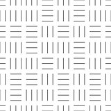 Seamless geometric pattern - dash texture.