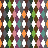 Geometric seamless pattern - tile color texture.
