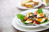 french nicoise salad