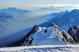 Mountain scenery - Alps