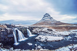 Icelandic mountain scenery
