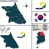 Gangwon Province, South Korea