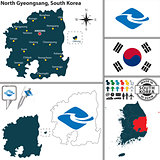 North Gyeongsang Province, South Korea