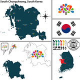South Chungcheong Province, South Korea