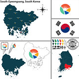 South Gyeongsang Province, South Korea