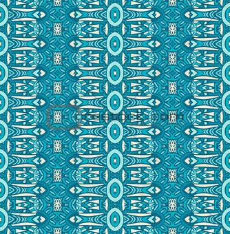 Abstract geometric striped seamless pattern