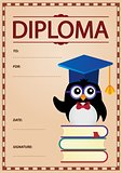 Diploma concept image 9