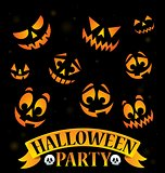 Halloween party sign topic image 7