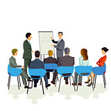 Consulting, training, advanced training
