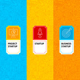 Line Startup Package Labels