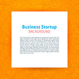 Startup Paper Template