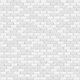 White brick template