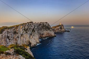 Cape Doukato, Lefkada island, Greece