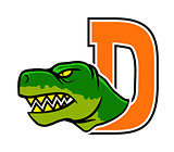 dinosaur initial