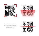 Qr code samples