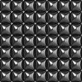 Black grey seamless texture. Raster modern background