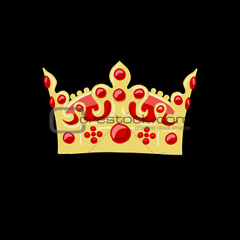 Crown, sketch for your design