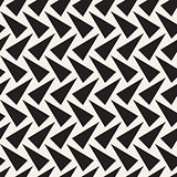 Seamless abstract decorative background. Vector geometric pattern