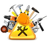 Vector Construction Tools with Sign