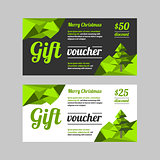 Christmas sale Gift voucher