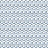 Seamless 3d pattern. Geometric texture.