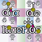 day of the dead letters 3