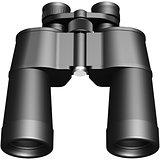 3D image of binoculars