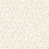 Messy connected dots seamless background.