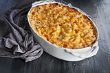 Fresh Baked Macaroni and Cheese