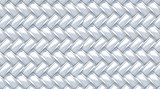 White gray abstract tile background. 3D