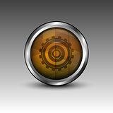 Cog circle emblem