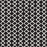 Seamless pattern hand drawn brush strokes. Ink doodle grunge illustration. Geometric monochrome vector pattern.