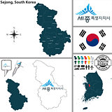 Sejong Special Self Governing City, South Korea