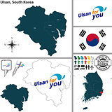 Ulsan Metropolitan City, South Korea